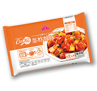 トップバリュ CooKit 黒酢酢豚 約2人前(450g)