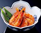 長崎県産芝海老の甘露煮風の画像