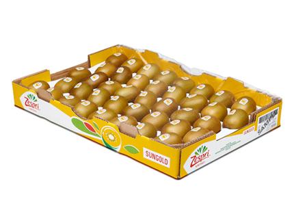 ニュージーランド産 ゼスプリ サンゴールドキウイ 25玉入 1箱